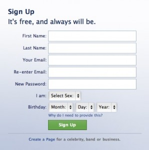 Keep It Simple: Getting Started with Facebook